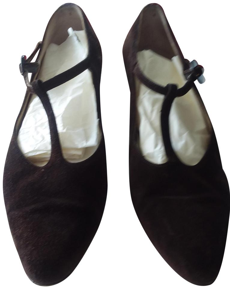 MISS Salvatore Pleasant Ferragamo Caffe' 8234-20 Pumps Pleasant Salvatore appearance 6ebade