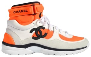 Chanel orange Athletic