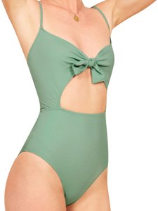 Reformation Reformation Tropicana one piece swimsuit