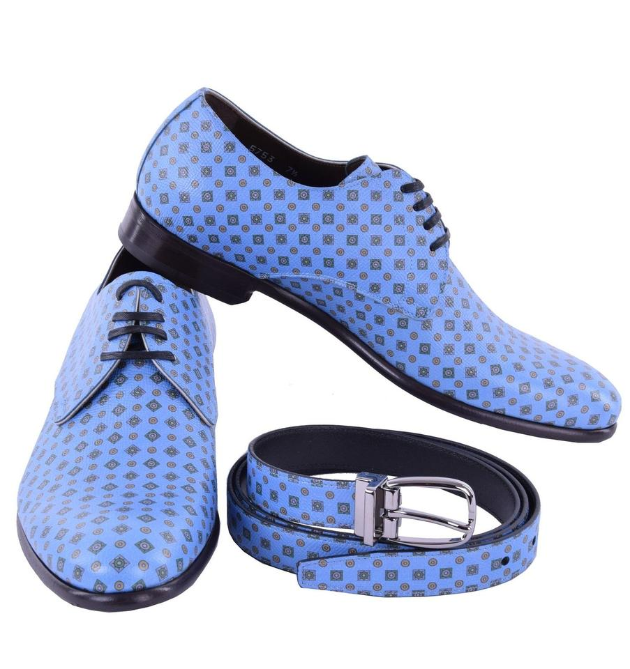 amp;Gabbana Gift amp; Shoes Dolce with Belt and Dolce Derby Formal Set Gabbana Rn4ZZxq