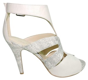 1f422e9bbf Nine West Cream, Beige,Gray Snakeskin Pumps