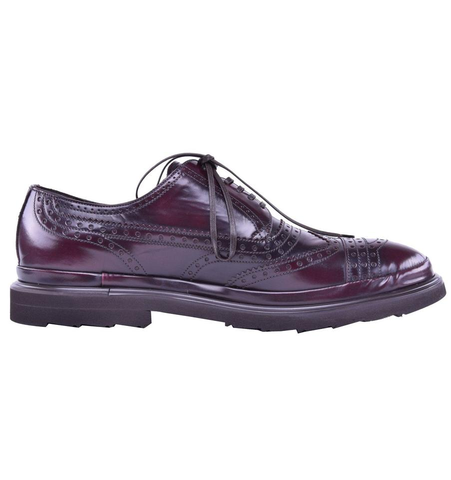 Formal amp; Dolce amp;Gabbana Dolce Budapester Shoes Gabbana Light Bordeaux n1E60wPEqT