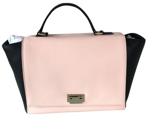 Kate Spade Satchel in Black and Pink