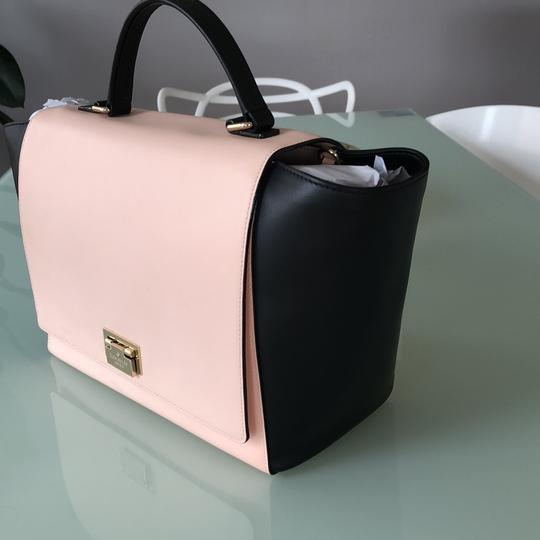 Kate Spade Satchel in Black and Pink Image 1