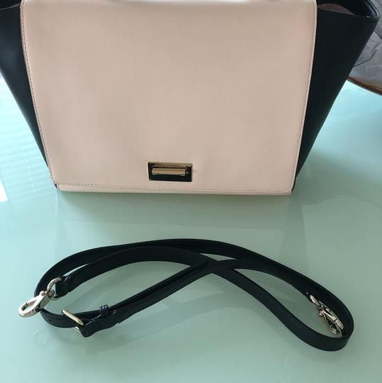 Kate Spade Satchel in Black and Pink Image 8