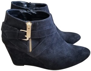 30f21fe107e2 Black Mossimo Supply Co. Wedges - Up to 90% off at Tradesy