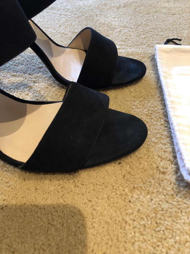 Black Manolo Blahnik Suede Formal Shoes HHpBS5xw