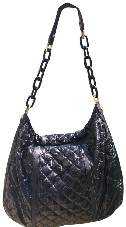 Burch Tory Faux Bag Strap Leather Chain Single Hobo PqdwqfH