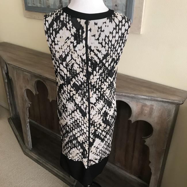 Vince short dress Black and White on Tradesy Image 5