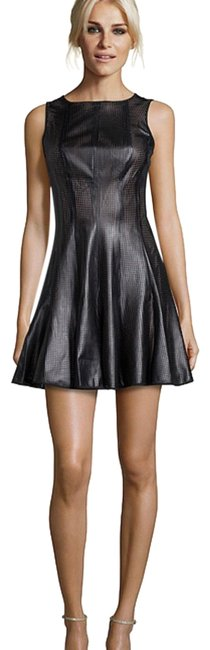 Preload https://img-static.tradesy.com/item/23925475/jay-godfrey-black-perforated-leather-dwight-fit-and-flare-short-formal-dress-size-0-xs-0-1-650-650.jpg