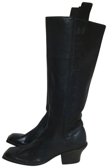 Preload https://img-static.tradesy.com/item/23925732/black-leather-tall-riding-bootsbooties-size-us-95-wide-c-d-0-1-540-540.jpg
