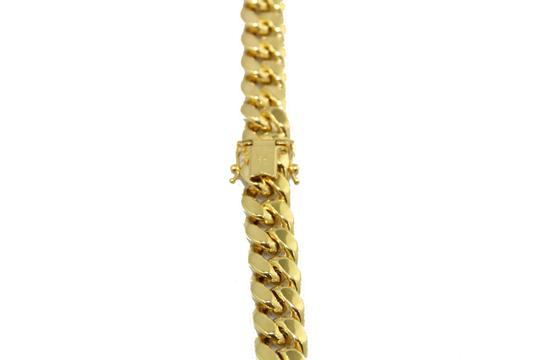 Other 14K Miami Cuban Chain Image 1