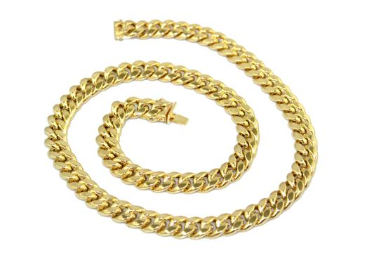 Other 14K Miami Cuban Chain Image 3