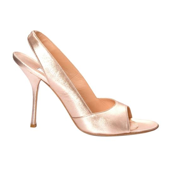 Edmundo Castillo Heels Leather Pumps Gucci Formal Image 2