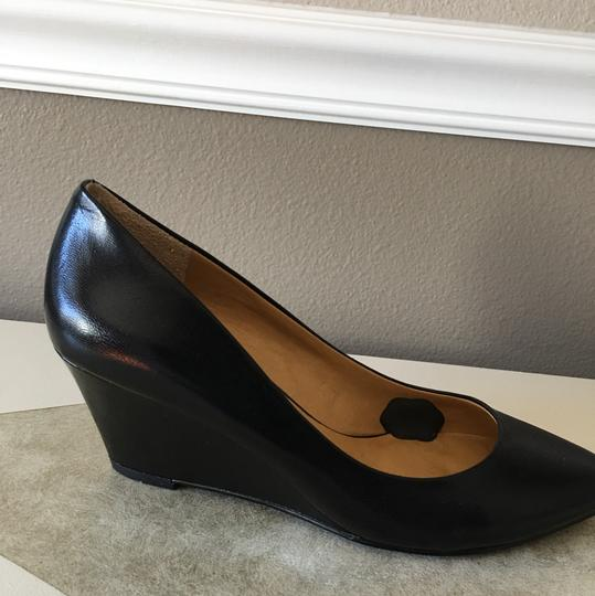 Nine West Black Pumps Image 2