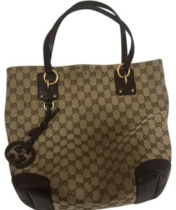 b1d3928af0d8 Gucci Canvas Totes - Up to 70% off at Tradesy