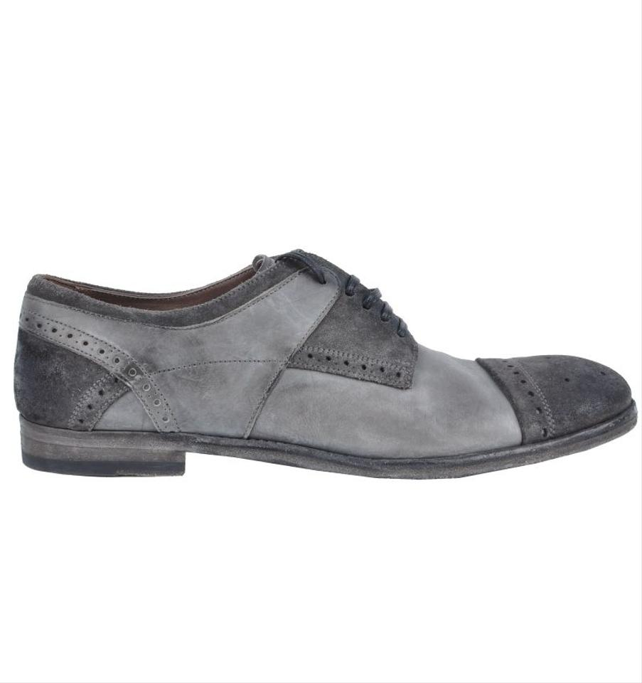 Grey amp; Formal Black amp;Gabbana Gabbana Dolce Shoes Dolce pwZEqX