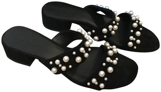 Preload https://img-static.tradesy.com/item/23926365/jcrew-black-double-strap-suede-slides-with-pearls-5m-j2589-sandals-size-us-85-regular-m-b-0-1-540-540.jpg
