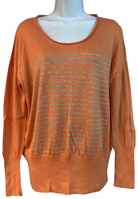 Preload https://img-static.tradesy.com/item/23926429/escada-orange-sport-knit-sweaterpullover-size-16-xl-plus-0x-0-1-650-650.jpg