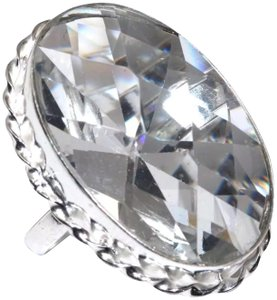 Other New 925 Silver Crystal Quartz Ring