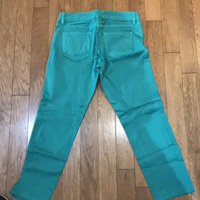 Tory Burch New Fall Cropped Fall New Fall For Fall Skinny Jeans-Light Wash