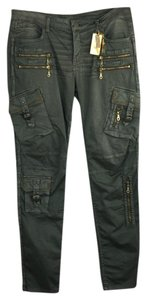 Robin's Jean Straight Pants olive green