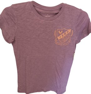 Aéropostale Brand Aero Sale Lavender T Shirt New -tees sale--2/37.50--or 3/45.00-Pinkish-Purple (lilac)-- New with tags