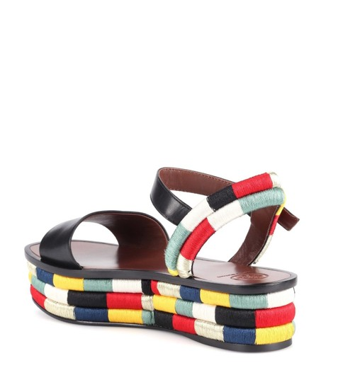 Tory Burch Multicolor Sandals