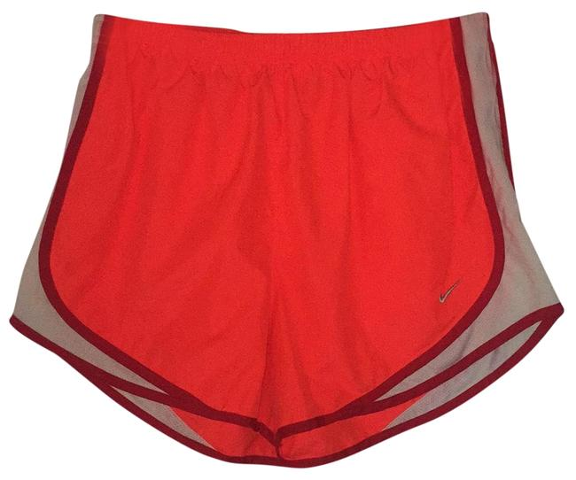 Preload https://img-static.tradesy.com/item/23926907/nike-orange-running-activewear-shorts-size-8-m-0-1-650-650.jpg
