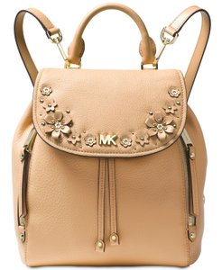 Michael Kors Evie Small Floral Garden Backpack