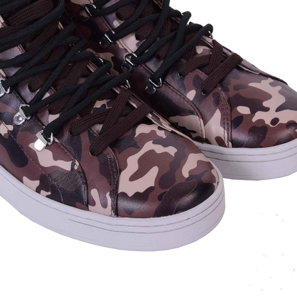 Gabbana amp;Gabbana Formal Norvegia Sneaker Dolce Camouflage High top Dolce amp; Shoes 4SfdqRw