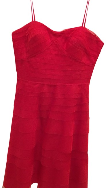 Preload https://img-static.tradesy.com/item/23927115/adrianna-papell-red-short-cocktail-dress-size-8-m-0-1-650-650.jpg