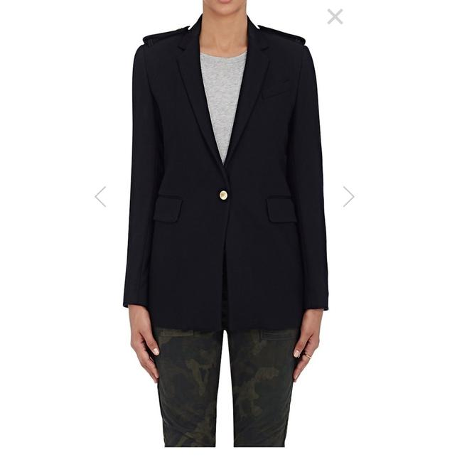 Preload https://img-static.tradesy.com/item/23927224/rag-and-bone-navy-blue-ashton-single-button-jacket-blazer-size-6-s-0-1-650-650.jpg