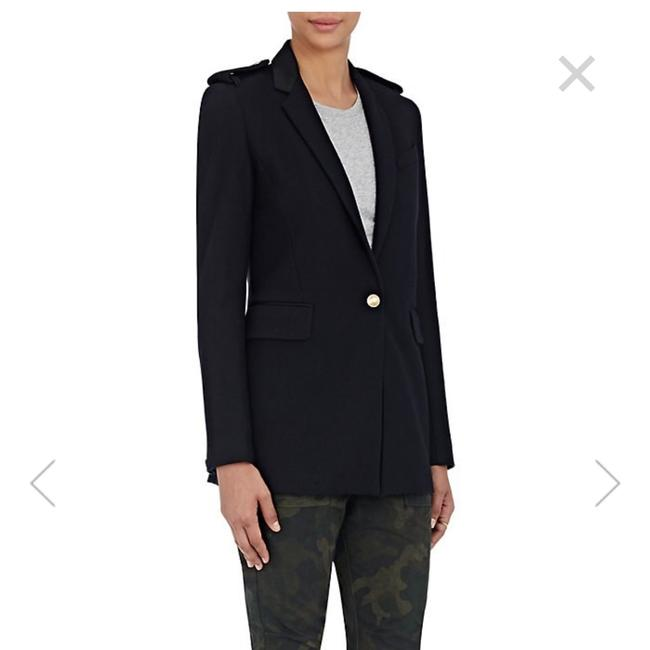 Rag & Bone Black Gold Navy Blazer Image 1