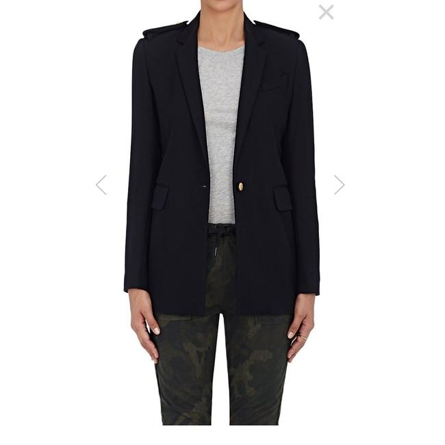 Rag & Bone Black Gold Navy Blazer Image 2