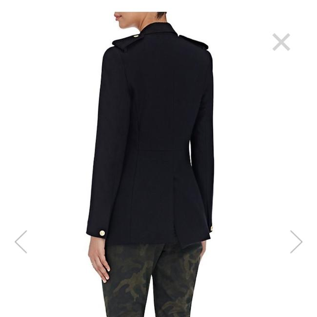 Rag & Bone Black Gold Navy Blazer Image 3