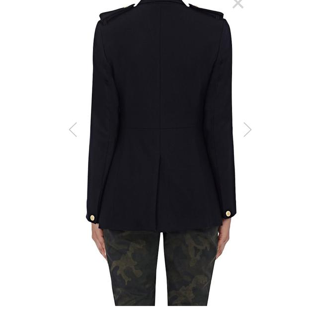 Rag & Bone Black Gold Navy Blazer Image 4