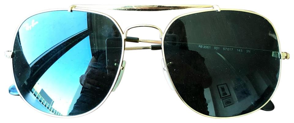 10eadd534dc Ray-Ban Black General Rb3561 Sunglasses - Tradesy