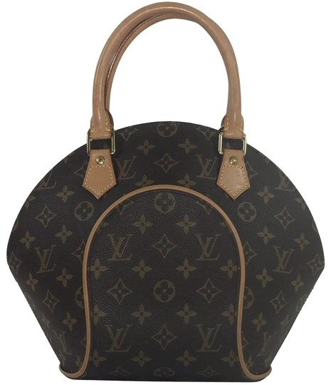 Preload https://img-static.tradesy.com/item/23927467/louis-vuitton-ellipse-monogram-pm-brown-canvas-satchel-0-2-540-540.jpg