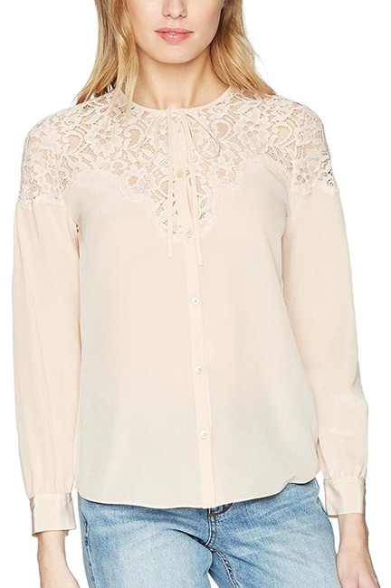 Preload https://img-static.tradesy.com/item/23927496/rebecca-taylor-snow-38off-white-lace-and-silk-blouse-size-6-s-0-1-650-650.jpg