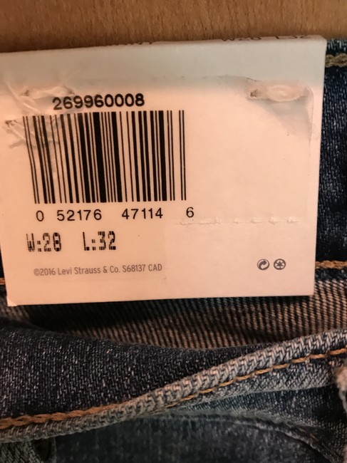Levi's Made & Crafted Empire Denim Skinny Jeans-Medium Wash