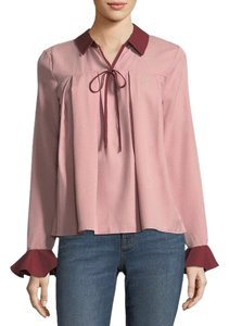 English Factory Top Pink