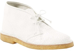 Tory Burch White Boots