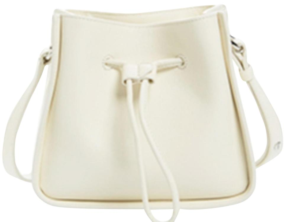 203ca131f62 3.1 Phillip Lim Soleil Mini Off-white Leather Cross Body Bag - Tradesy