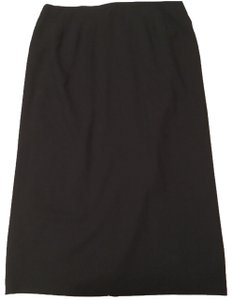 Talbots Maxi Skirt Black