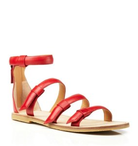Marc Jacobs Womens Red Sandals