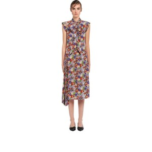 Lilla Maxi Dress by Prada