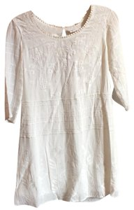 Harlyn short dress white on Tradesy