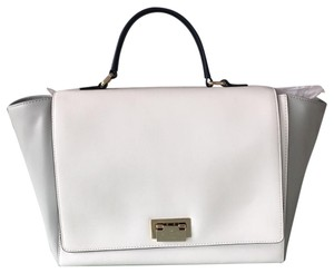 Kate Spade Satchel in Off white, Grey, Navy