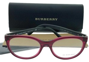 Burberry BE2176-3496 Women's Violet Frame Genuine Eyeglasses NWT
